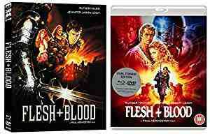Flesh & Blood DVDBlu-rayCombo