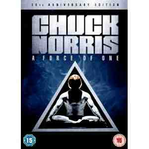 Force One DVD Chuck Norris