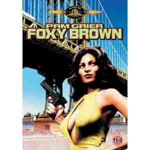 Foxy Brown DVD Pam Grier