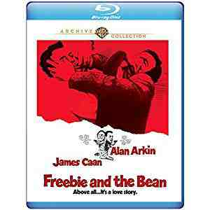 Freebie and the Bean Blu-ray