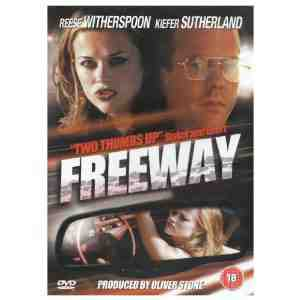 Freeway DVD Kiefer Sutherland