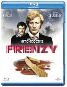 Frenzy Blu ray Region Free Finch