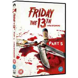Friday 13Th Part 5 DVD