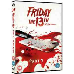Friday 13Th Part 7 DVD