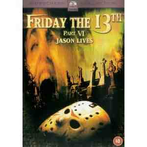 Friday 13th Part Jason Lives