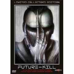 Future-Kill DVD