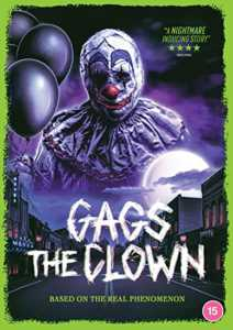 Gags The Clown DVD