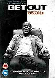 GET OUT DVD + digital download DVD