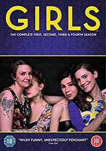 Girls - Season 1-4 DVD