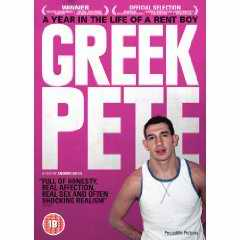 Greek Pete DVD