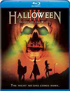 Halloween III Season Witch Blu ray