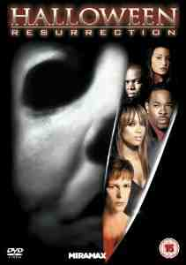 Halloween Resurrection Jamie Lee Curtis