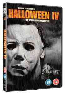 Halloween Return Michael Myers DVD