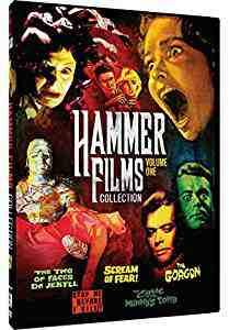HAMMER FILM COLLECTION 1 - 5 MOVIE PACK DVD