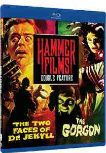 Hammer Film Double Feature Blu ray