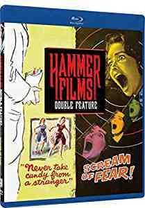Hammer Films Double Feature - Volume Four: Never Take Candy From a Stranger, Scream of Fear Blu-ray