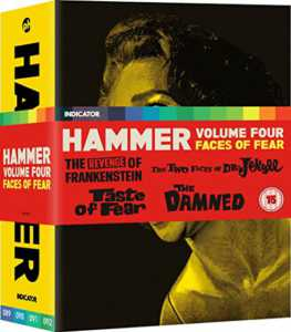 Hammer Volume Four: Faces of Fear Blu-ray