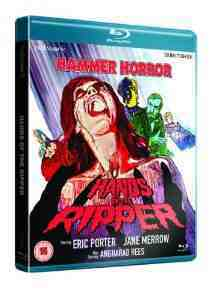 Hands Ripper Blu ray Eric Porter