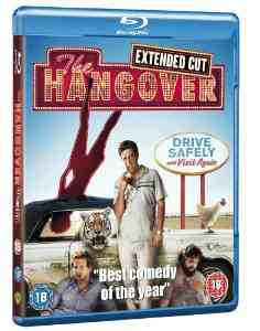 Hangover Extended Blu ray Region Free