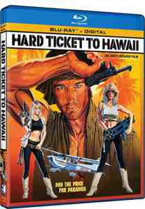 Hard Ticket to Hawaii Digital Blu-ray