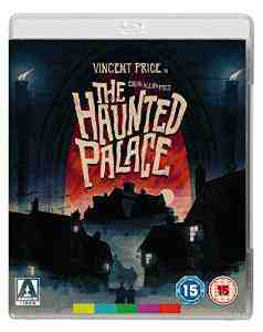 Haunted Palace Blu ray Vincent Price