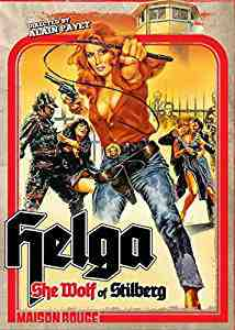 Helga, She Wolf Of Stilberg DVD