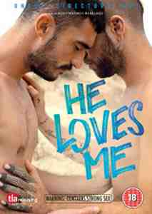 He Loves Me UNCUT DIRECTORS CUT DVD