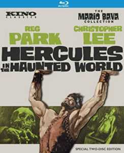 Hercules in the Haunted World Blu-ray