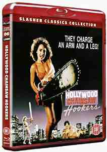Hollywood Chainsaw Hookers Blu ray Gunnar