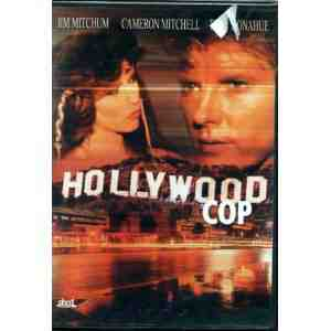 Hollywood Cop Mitchum Troy Donahue