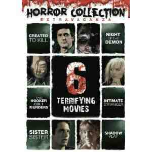 Horror Collection Extravaganza Terrifying Intimate