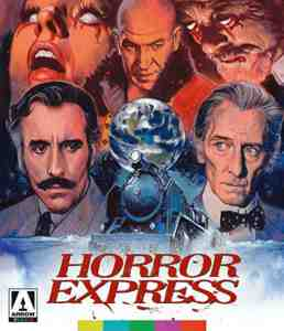 Horror Express Blu-ray