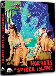 Horrors of Spider Island Blu-ray