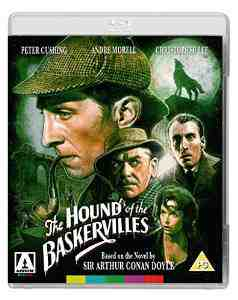 Hound Baskervilles Blu ray Peter Cushing