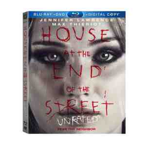House End Street Blu ray Import