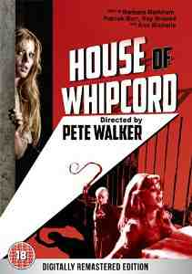 House Whipcord Digitally Remastered DVD