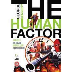 Human Factor DVD George Kennedy