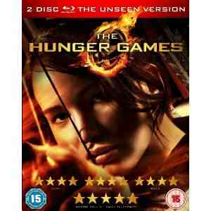 Hunger Games Blu ray Region Free