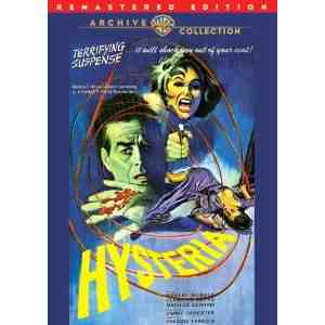 Hysteria DVD Region Import NTSC