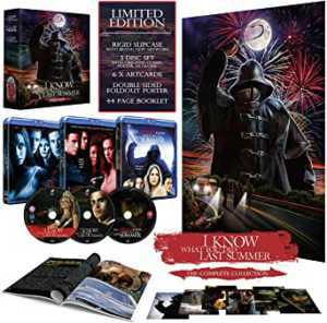 I Know What You Did Last Summer Trilogy Blu-ray