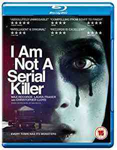 I Am Not A Serial Killer Blu-ray