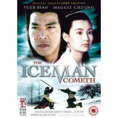 Iceman Cometh DVD cover