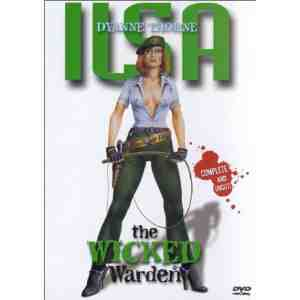 Ilsa Wicked Warden DVD US