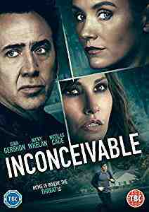 Inconceivable DVD
