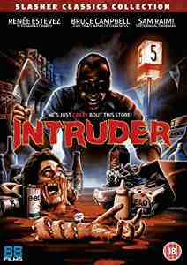 Intruder DVD Sam Raimi