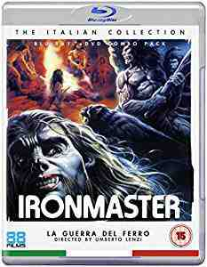 Ironmaster Blu-ray
