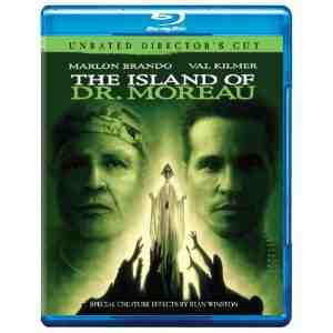Island Moreau Unrated Directors Blu ray