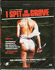 I Spit On Your Grave Blu-ray