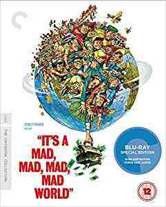 It's a Mad Mad Mad Mad World Blu-ray