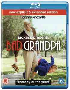Jackass Presents Grandpa Blu ray Extended Version